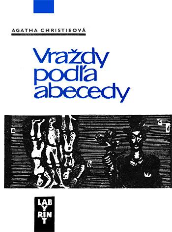 Vraždy podľa abecedy Obálka knihy
