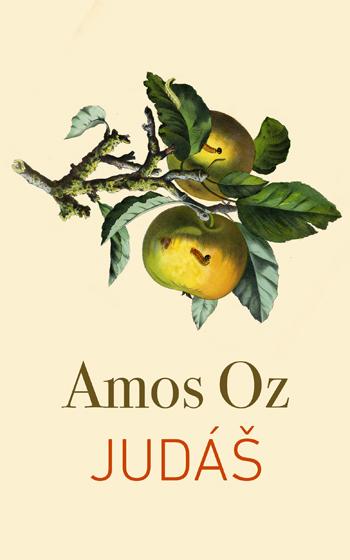 Judáš Obálka knihy