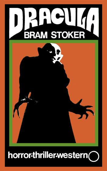 Dracula Obálka knihy