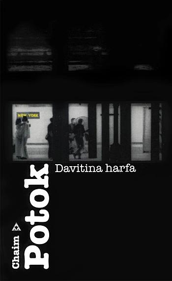 Davitina harfa Obálka knihy