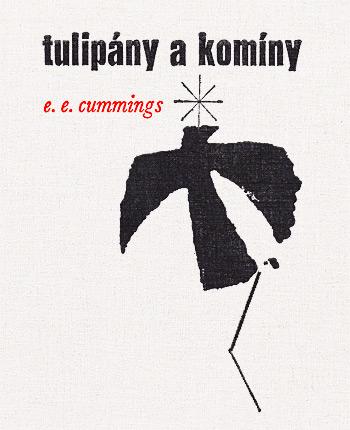 Tulipány a komíny Obálka knihy