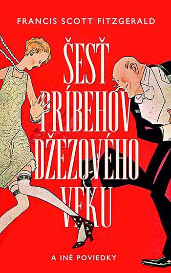 Šesť príbehov džezového veku Obálka knihy