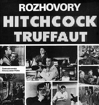 Rozhovory Hitchcock - Truffaut Obálka knihy