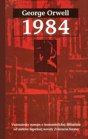 1984 Obálka knihy