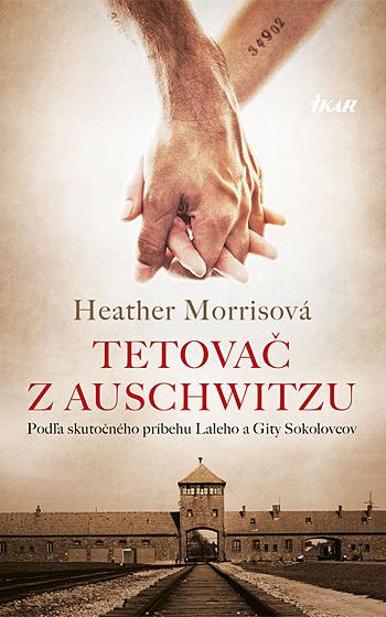 Tetovač z Auschwitzu Obálka knihy