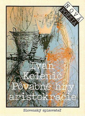 Pôvabné hry aristokracie Obálka knihy