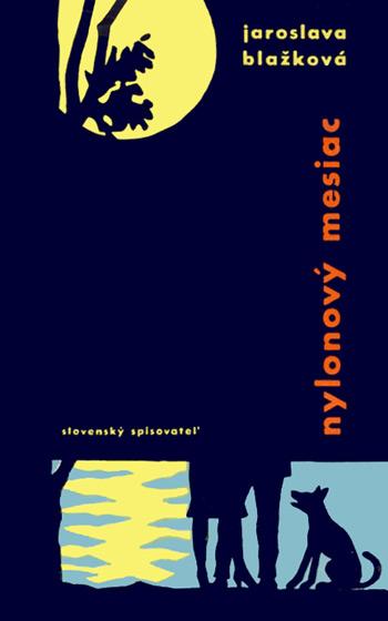 Nylonový mesiac Obálka knihy