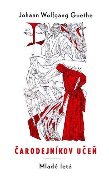 Čarodejníkov učeň Obálka knihy