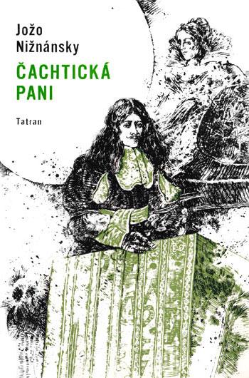 Čachtická pani Obálka knihy