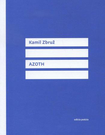 Azoth Obálka knihy
