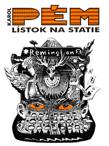 Lístok na státie Obálka knihy