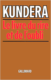 Le livre du rire et de l'oubli (1979)