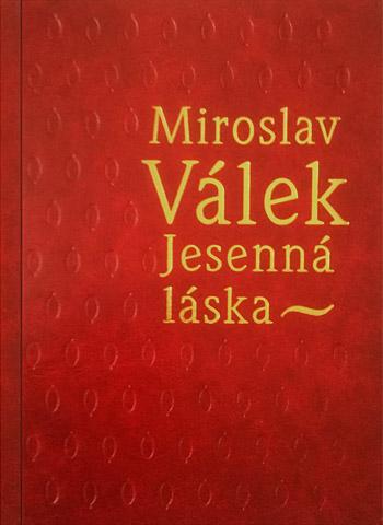 Jesenná láska Obálka knihy