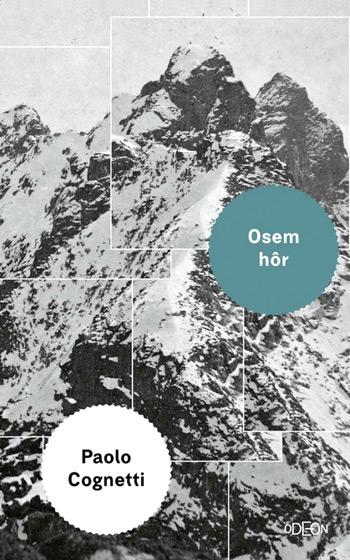 Osem hôr Obálka knihy