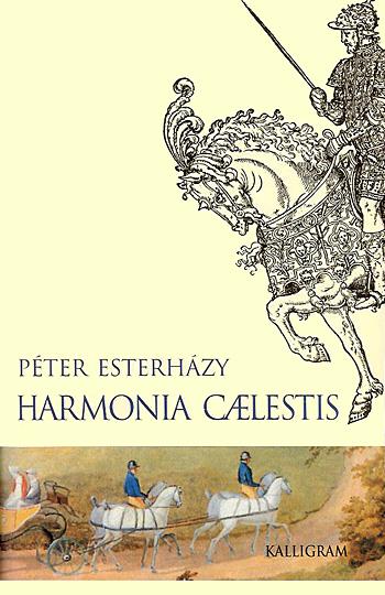 Harmonia Cælestis Obálka knihy