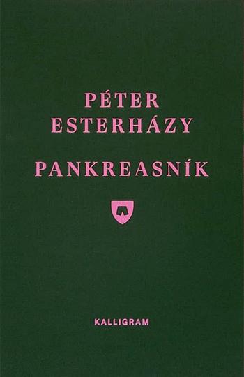 Pankreasník Obálka knihy