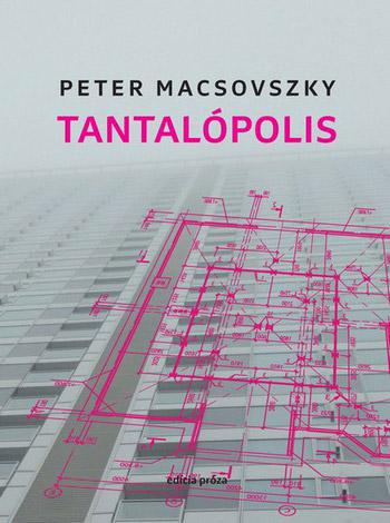 Tantalópolis Obálka knihy